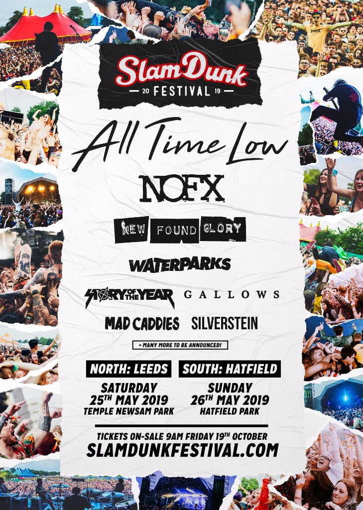 Slam Dunk 2019 - All Time Low