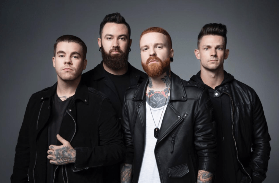 Memphis May Fire 2018