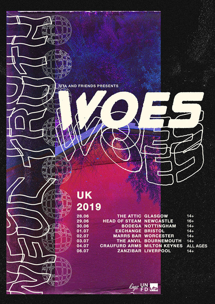 Woes UK tour 2019