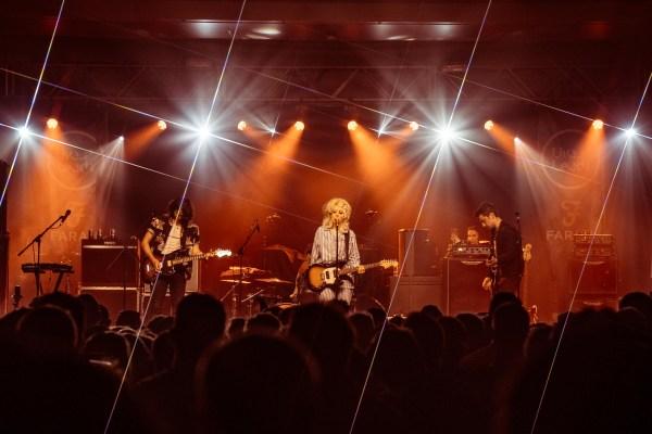 Black Honey - Live At Leeds 2019 - GIG GOER