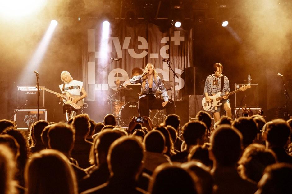 Dream Wife - Live At Leeds 2019 - GIG GOER