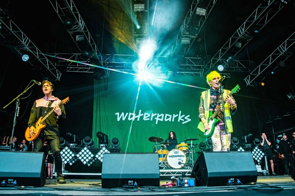 Waterparks - Slam Dunk 2019 - GIG GOER
