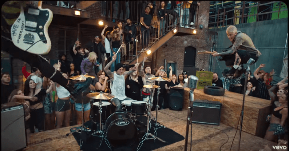 MGK Yungblud Travis Barker Video 2019