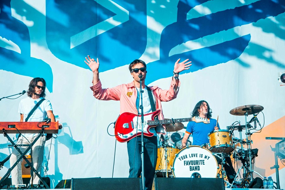 The Vaccines - All Points East 2019 - GIG GOER