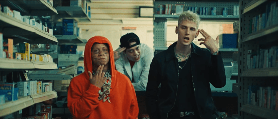 MGK Candy Video 2019