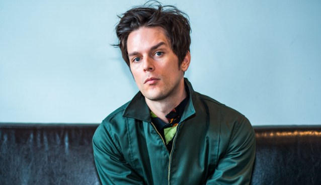 Dallon Weekes - iDKHOW Interview - GIG GOER - London 2019