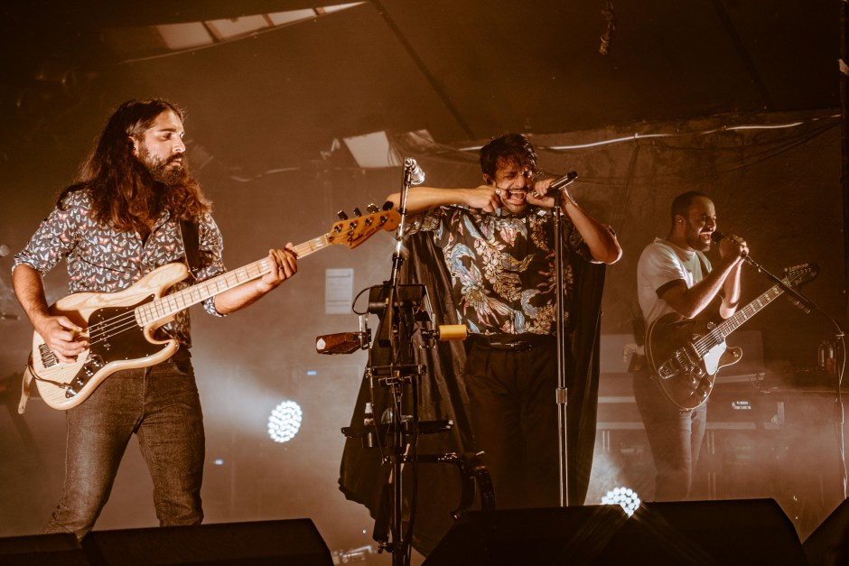 Young The Giant - Electric Ballroom London - GIG GOER 2019