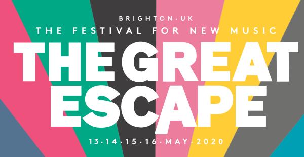 The Great Escape 2020 logo