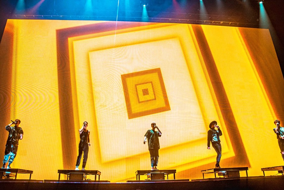 Why Don't We - Eventim Apollo London - GIG GOER 2019