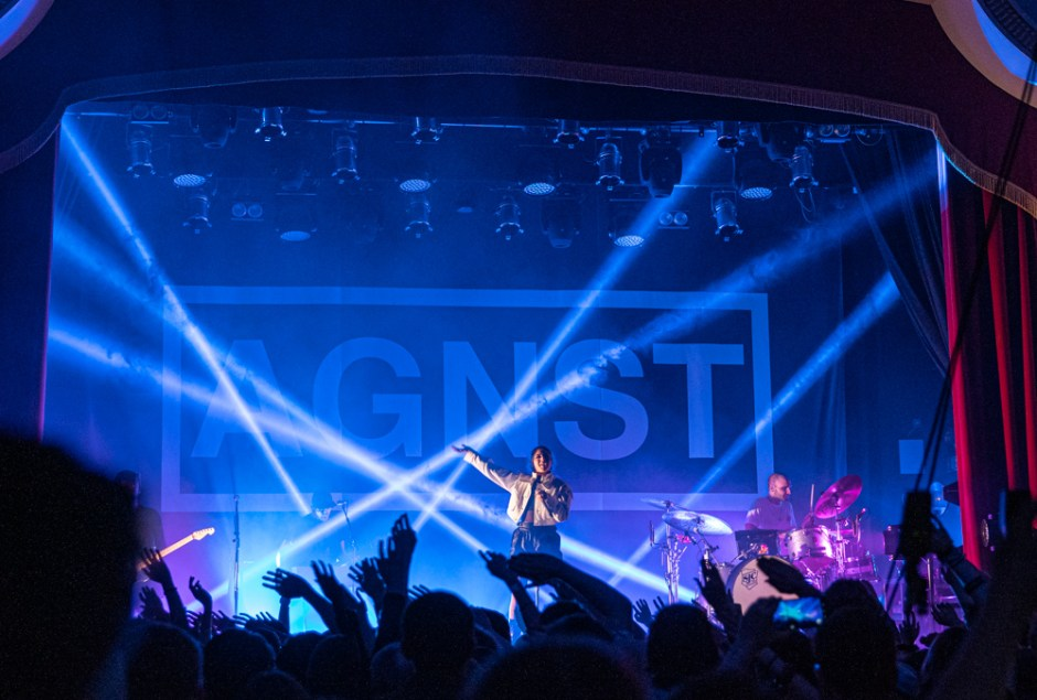 Against The Current - Islington Assembly Hall London - GIG GOER 2019