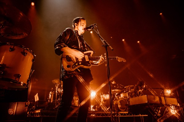 Half Moon Run - Roundhouse London - GIG GOER 2020