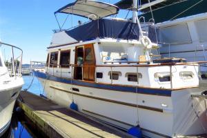 trawler cruises