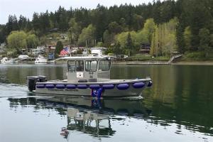 pumpout boat