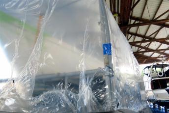 shrink wrap framework