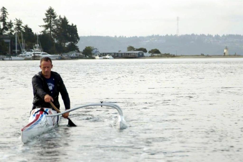 Mike McCallum harbor training