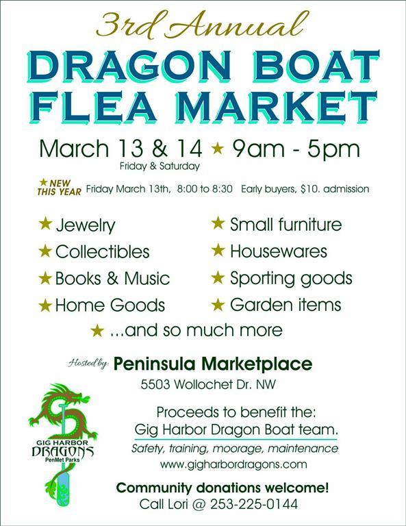 flea market flyer