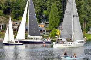 Harbor race series