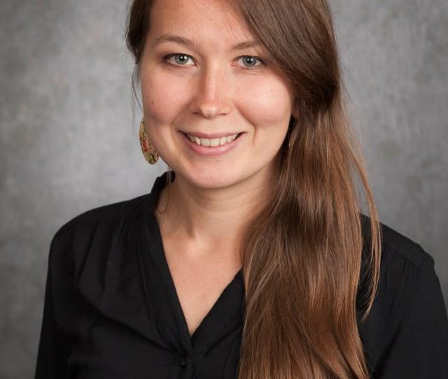 Volunteer Spotlight Jenny Popova
