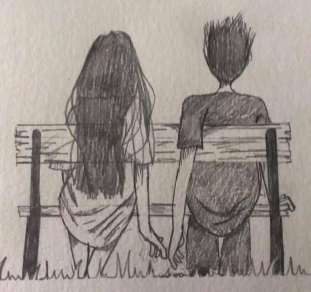 les amoureux sur le banc gigi vit sa vie