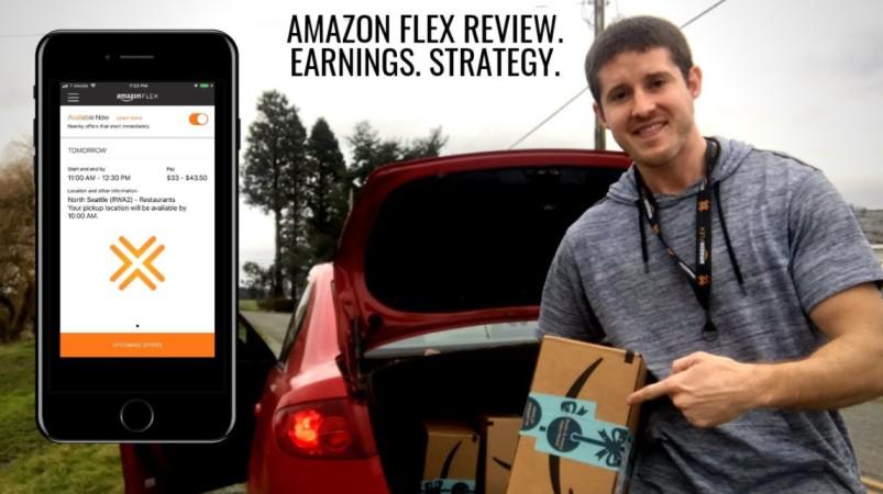 amazon flex drivers
