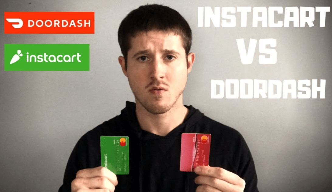 Instacart VS Doordash
