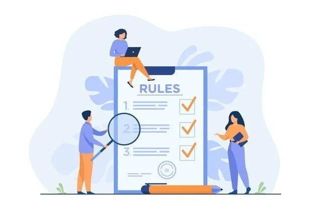 MEETING TERMS OF RULES