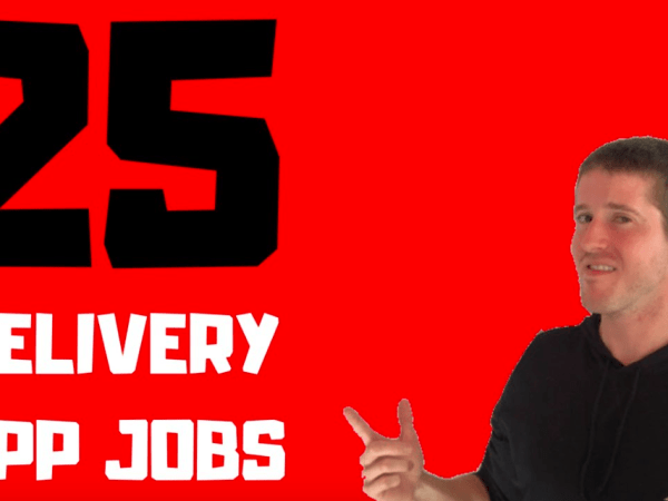 25 High Paying Delivery App Jobs in the Gig Economy 1