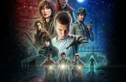 Stranger Things - poster