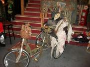 Just-Married bicycle and cart - Can Am Importique Rentals