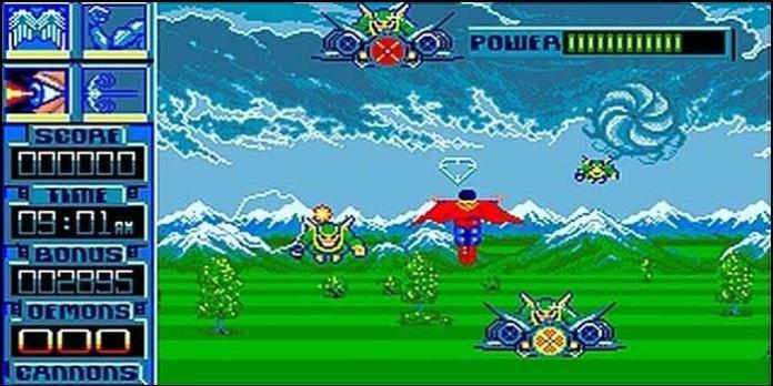 игры по супермена