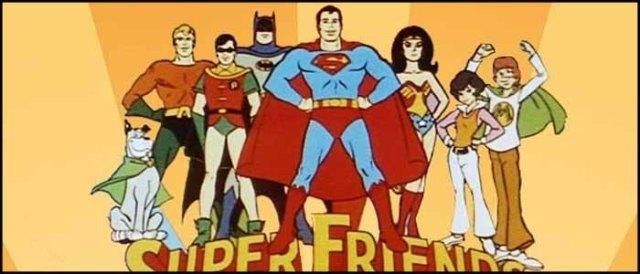 super friends Супер Друзья (1973)
