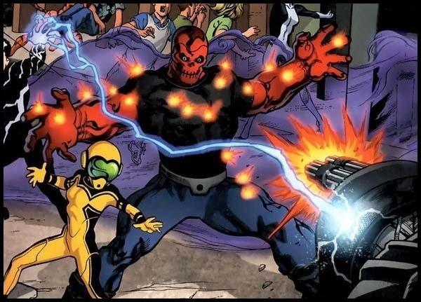 Академия Мстителей marvel