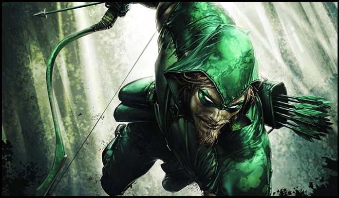 Оливер Куин (Зеленая стрела) комикс история