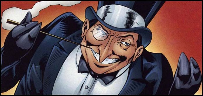 Пингвин DC комикс биография