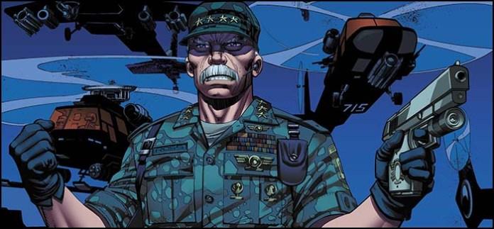 """Генерал Таддеус """"Громовержец"""" Росс"""