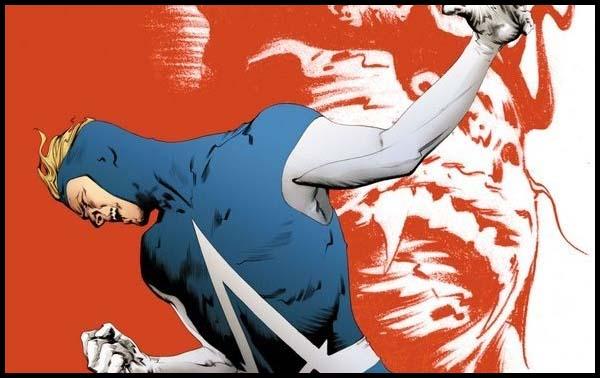 Человек-Животное DC Comics new 52