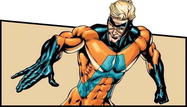 Человек-Животное DC Comics комиксы история