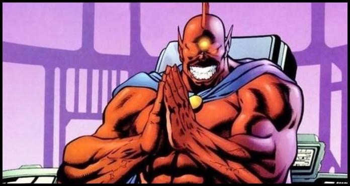 Десперо комиксы DC