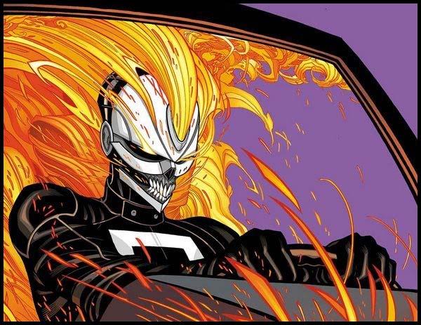 Ghost Rider Marvel Comics