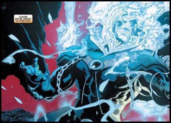 Ghost Rider Comic History