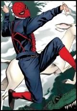 Костюм Человека-Паука 1602