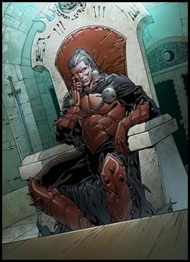 Дракула (Марвел) комиксы