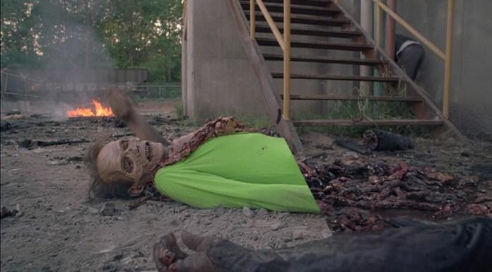 До и после спецэффектов: Ходячие мертвецы. Сезон 8