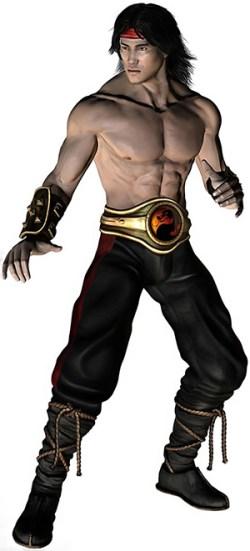 Mortal Kombat Лю Кан биография