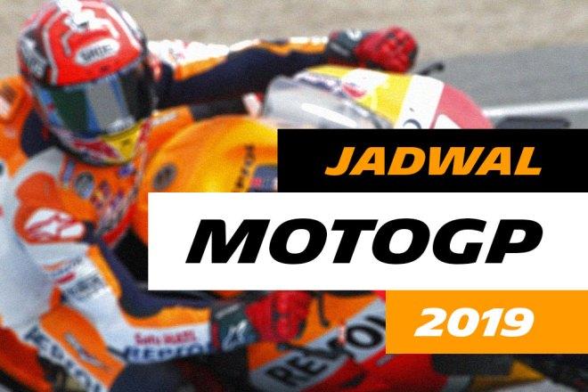 Jadwal MotoGP 2019 Lengkap dan Info Rider & Team MotoGP