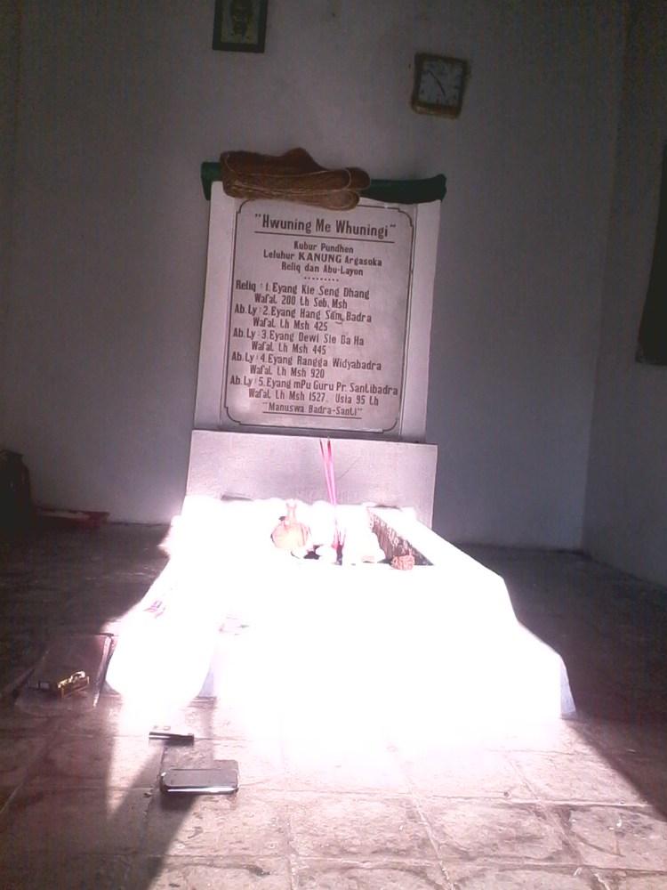 Nini Ampu, peran wanita dalam Sistem Keagamaan (2/4)
