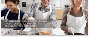 Community involvement, Nonprofit, Gilbert Associates, Inc. Philanthropy