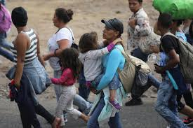 Trumps fake invaders are really assylum seekers