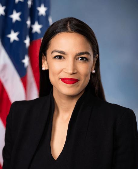 NY Congress Woman Alexandra Ocasio-Cortez