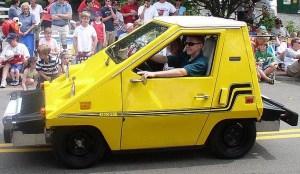 1970s CitiCar Electric Car